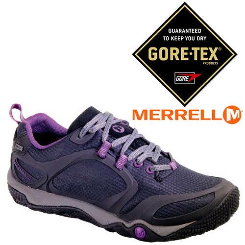 桃源戶外 美國 MERRELL 女 輕量越野跑鞋 ALLOUT RUSH 01694 深灰/藍 慢跑│路跑│休閒鞋