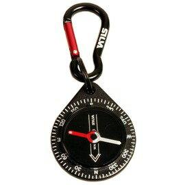 SILVA Carabiner 9 Compass 水滴型指北針 (原台中秀山莊)