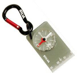 SILVA Caribiner Compass 28 Micro 微型指北針 (原台中秀山莊)