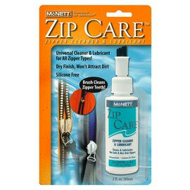 McNETT Zip? Care Liquid Zipper Cleaner/Lubricant 拉鏈清潔 #2911600 (原台中秀山莊)