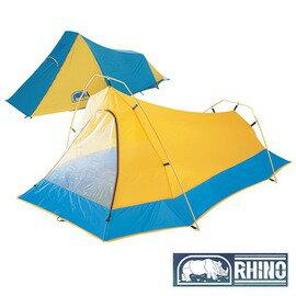 桃源戶外【Rhino 犀牛】 一至二人腳踏車超輕帳 U-700|登山|露營|帳篷