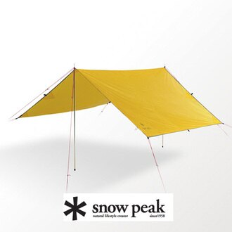 Snow peak STP-171 Ponta Air 輕量方形天幕帳