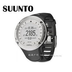 SUUNTO Ambit GPS 電腦腕錶-銀 芬蘭製造 (原台中秀山莊)
