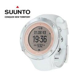 展示品出清【芬蘭 SUUNTO】AMBIT3 SPORT HR 運動電腦腕錶 SAPPHIRE 玫框 (含心律帶) SS