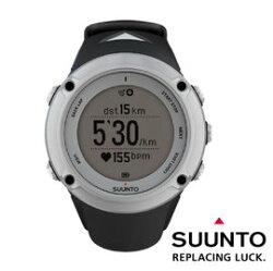 展示品出清 【芬蘭 SUUNTO】AMBIT 2 (拓野) 電腦腕錶『銀』 SS019650000 (適用登山、游?