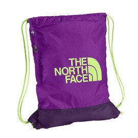 桃源戶外 美國 The North Face SACK PACK多功能背袋 12L 紫紅/天堂綠 C071Y5P