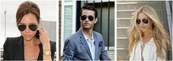 Ray-Ban 雷朋 RB3026 經典不敗 明星著用款太陽眼鏡 型男必入手墨鏡 飛行員款 男女同款 個性 時尚 顯小臉