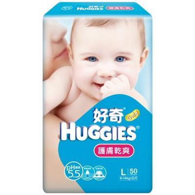 好奇 PH5.5 護膚乾爽 紙尿褲 尿布 L46 4 片  包