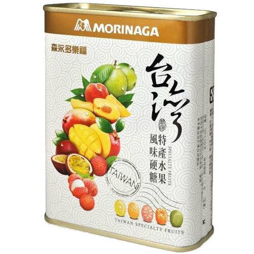 森永 多樂福水果糖(台灣特產水果) 180g【康鄰超市】 0