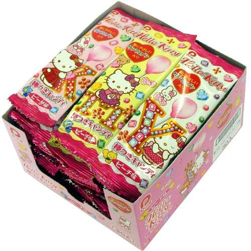 X射線【C000760】Hello Kitty 棒棒糖(單賣),點心/零嘴/餅乾/糖果/韓國代購/日本糖果/零食/伴手禮/禮盒
