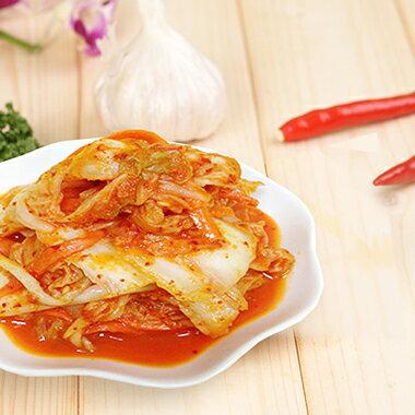 小潘韓式辣味泡菜 1罐/600克