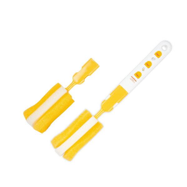 『121婦嬰用品館』黃色小鴨 玻璃奶瓶禮盒(標準口徑) 3
