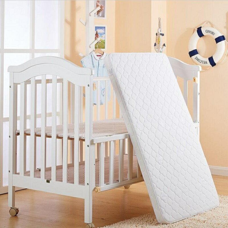 天然乳膠床墊 椰棕嬰兒床墊 3D椰?維床墊 可拆洗 棕墊 冬夏兩用 環保寶寶床墊 6CM