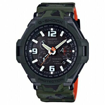 G-SHOCKGW-4000SC-3A挑戰極限軍事迷彩太陽能電波腕錶GW-4000SC-3ADR【迪特軍】