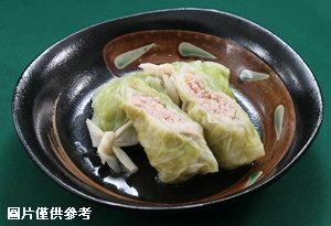 茶美豬高麗菜捲 3
