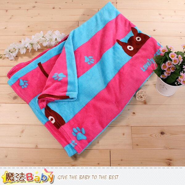 法蘭絨毛毯 140x210cm 四季毯 魔法Baby~w61004