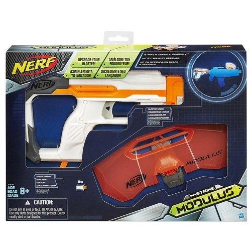 東喬精品百貨商城 《NERF 樂活》射擊 自由模組 - 攻擊防衛套件 東喬精品百貨