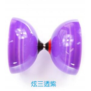 【三鈴 扯鈴】 炫風透明三培鈴系列 23-028-6 265g Shining 3B Series
