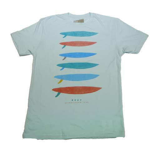 REEF 衝浪男孩必備基本T恤