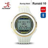母親節禮物推薦3C:手機、運動手錶、相機及拍立得到ALATECH Runaid10 藍牙跑步運動錶 (白色)