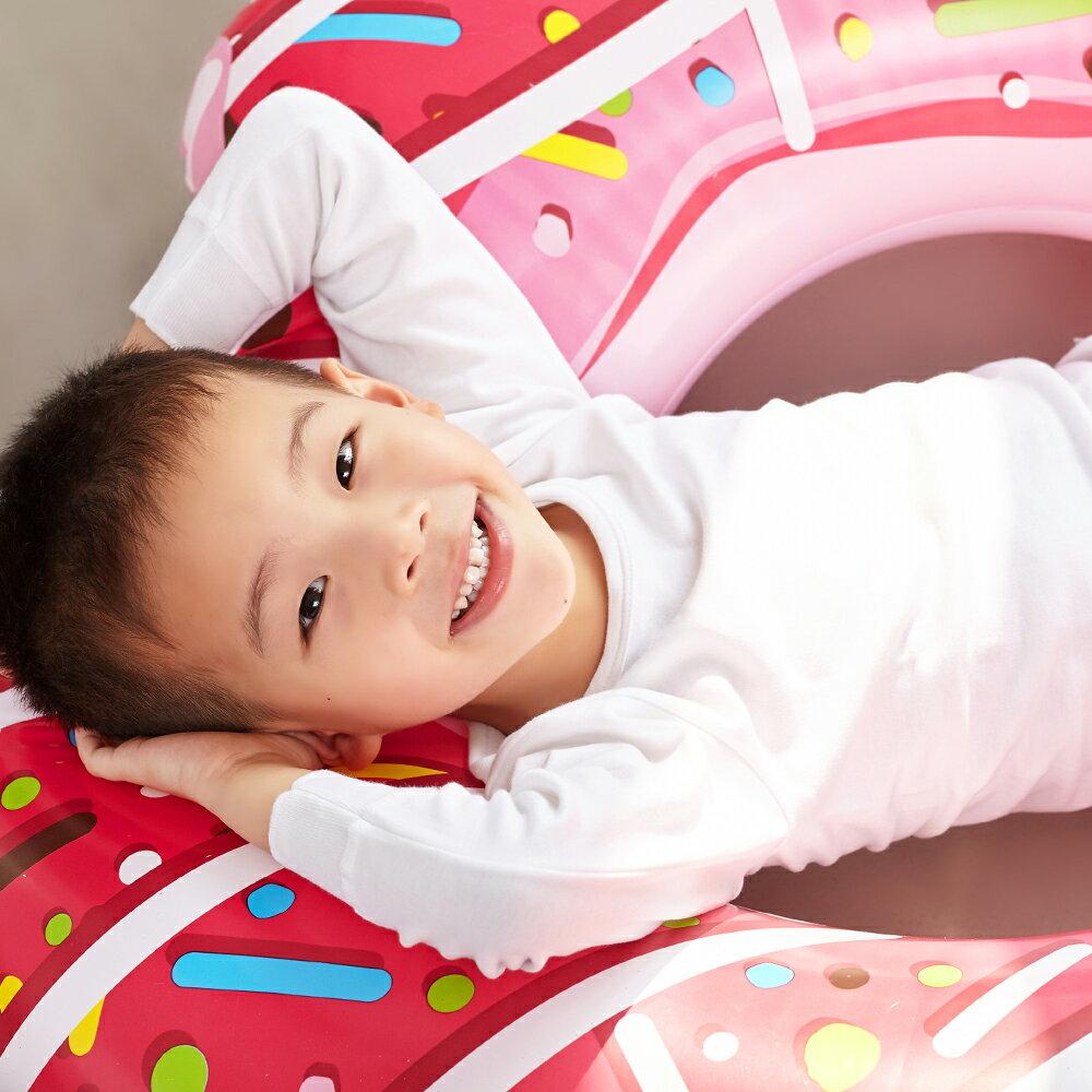 【Gunze郡是】原裝進口-兒童100%純棉男童長袖(100cm~160cm) 0