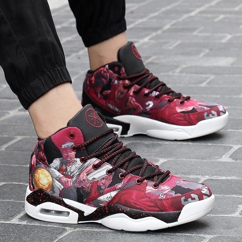 新款男鞋春秋季透氣籃球鞋韓版情侶運動風休閑鞋奶牛板鞋內增高8