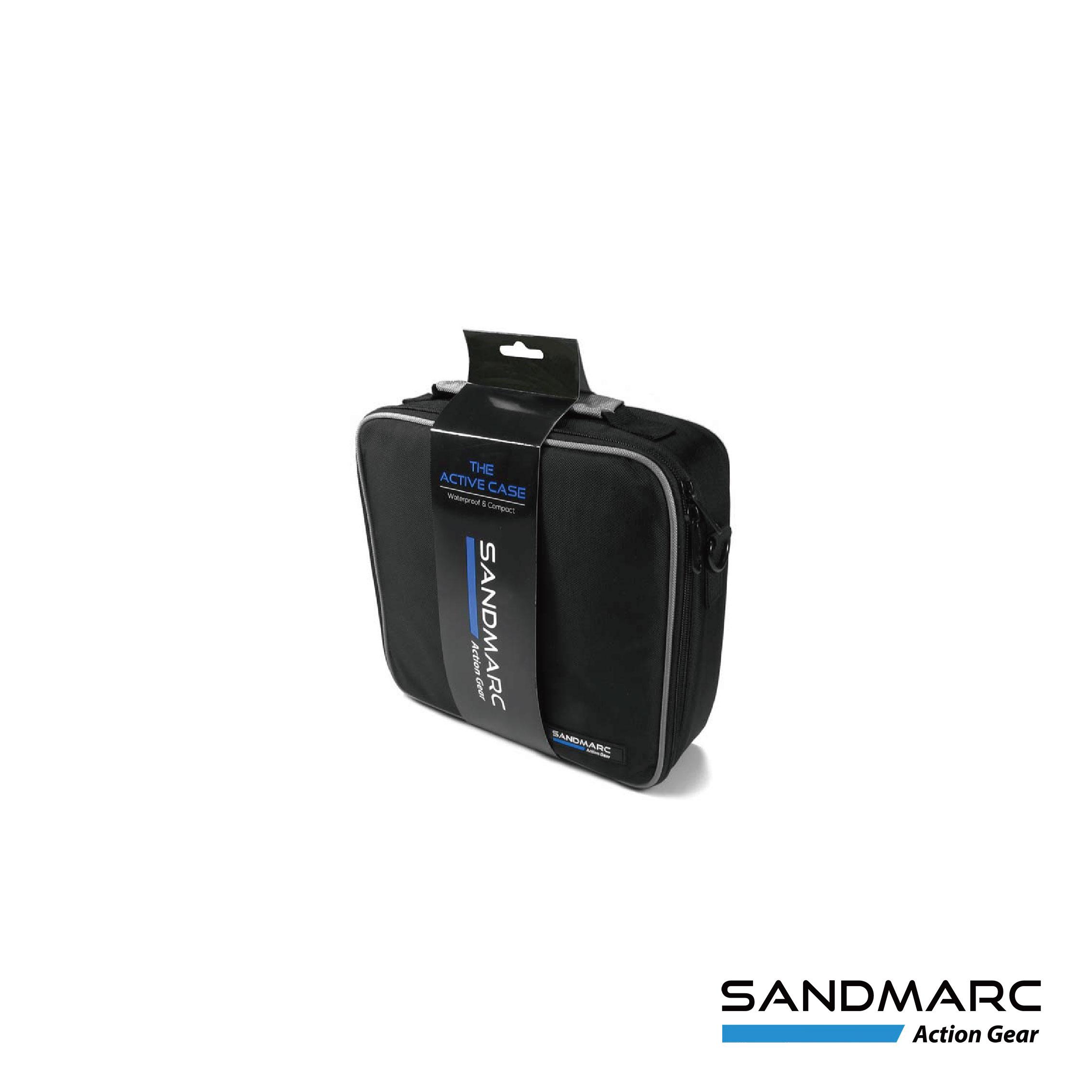 SANDMARC 旅行用GOPRO配件收納側背包 #SM-208