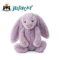 彌月玩具與玩偶推薦到★啦啦看世界★ Jellycat 英國玩具 / 薰衣草紫兔  玩偶 彌月禮 生日禮物 情人節 聖誕節 明星 療癒 辦公室小物就在Woolala推薦彌月玩具與玩偶