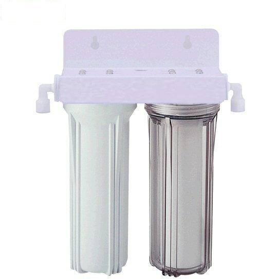 ●源泉淨水器專業店●雙道式過濾器