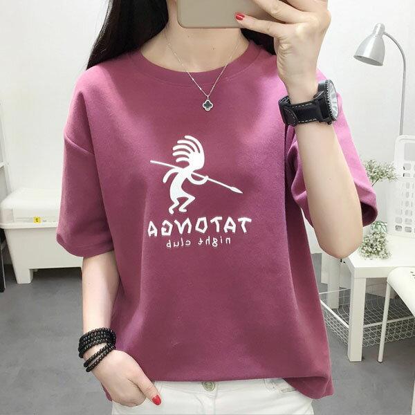 短袖T恤玩酷小子短袖T恤3色L~2XL【T-18-0028】LYNNSHOP