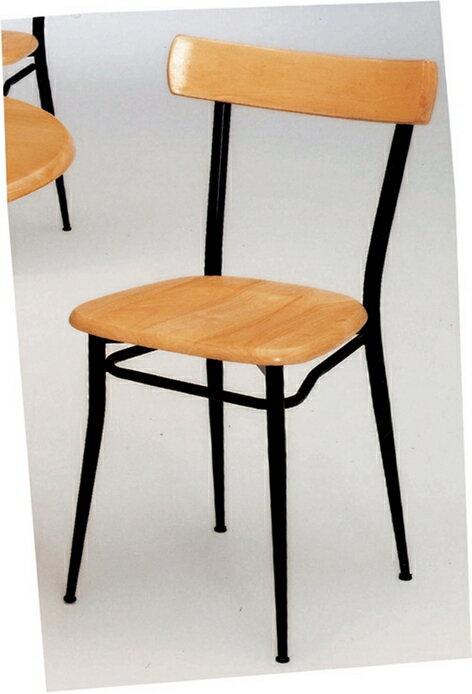 【 IS空間美學 】美巧餐椅(兩色可選)