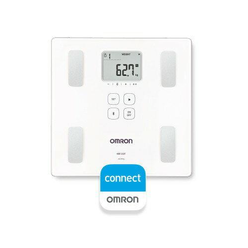OMRON歐姆龍體重體組成計HBF-222T(藍芽傳輸)體重體脂計 體脂計 體脂體重計HBF222T