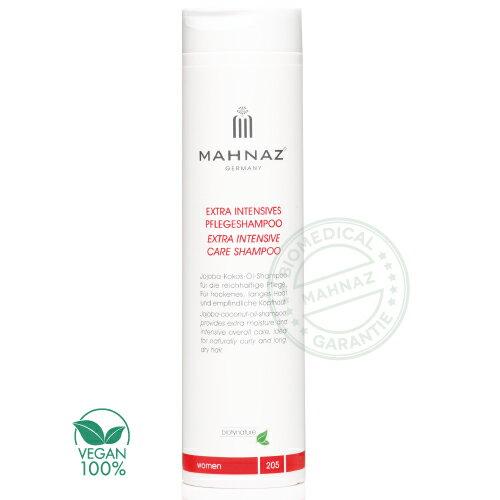 205.Mahnaz集中加強護理洗髮精200ml「德國原裝進口健康頭皮專家」