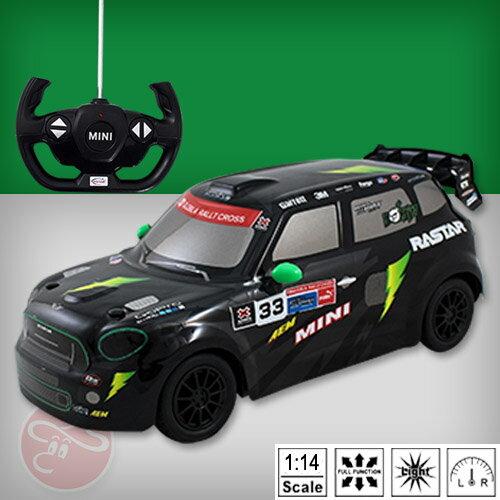 【瑪琍歐玩具】1:14 Mini Countryman JCW RX 遙控車