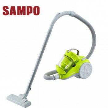 ◤A級 品‧數量有限◢ SAMPO 聲寶 免紙袋吸力不衰減吸塵器 EC~PB35CY