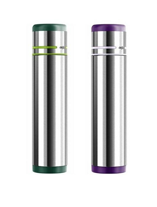 德國EMSA 隨行保溫瓶~0.5L 翠綠 512959   紫羅蘭 509226   銀灰
