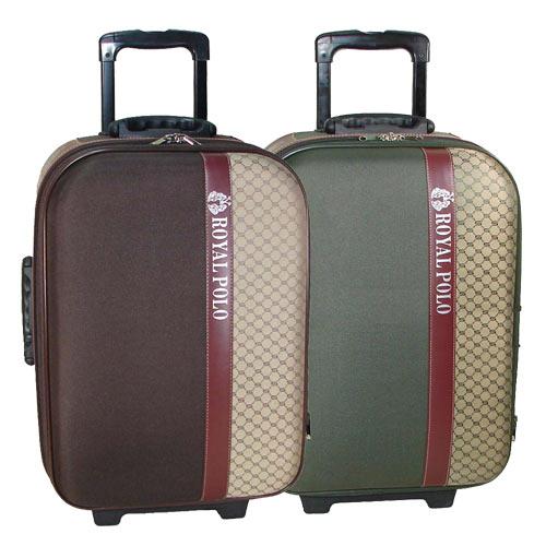 ★2件超值組★ROYAL POLO 時尚EVA行李箱25吋【愛買】