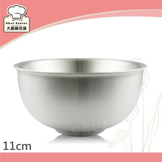 LINOX頂級316不鏽鋼雙層隔熱碗11cm兒童碗餐具-大廚師百貨