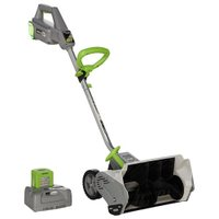 Earthwise Snow Shovel Snow Blower 14 Inch  - 40 Volt Battery Operated