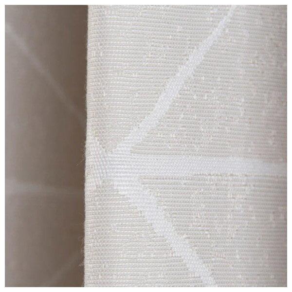 遮光隔熱窗簾 CROSS IV 150×178×1 NITORI宜得利家居 6