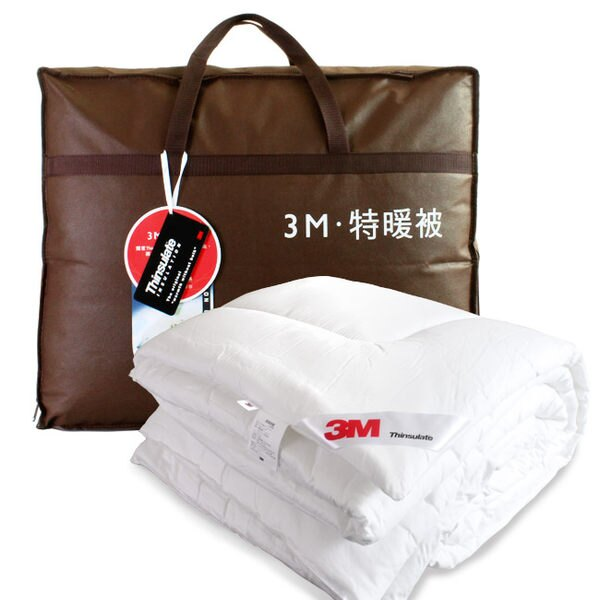 [淨園] 3M水洗專用被-特暖被Z500 雙人尺寸6x7(有效減少塵蹣孳生)