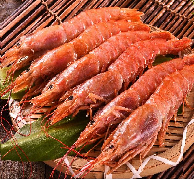 【四季肉舖】阿根廷 頂級天使紅蝦 350g /包