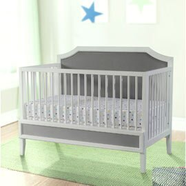 *babygo*預購:)LEVANA【四合一plus】Olly 實木製四合一嬰兒床(2色)