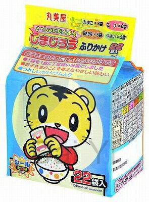 日本 丸美屋 巧虎飯友 22入 即期良品促銷中