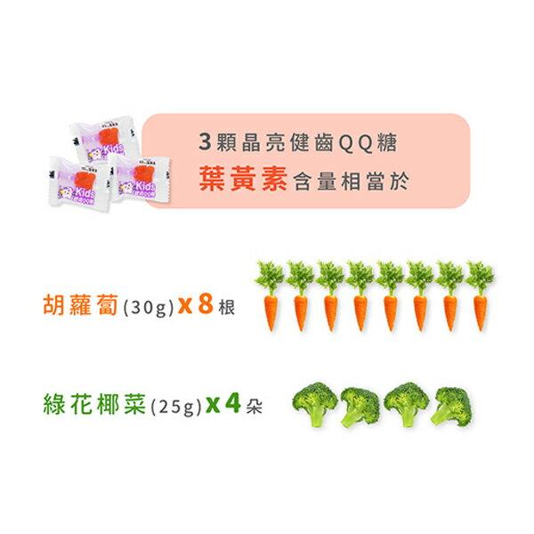 【無糖QQ糖3入組】齒妍堂 健齒QQ糖 草莓 / 乳酸多多 / 葡萄口味 無糖零熱量 8