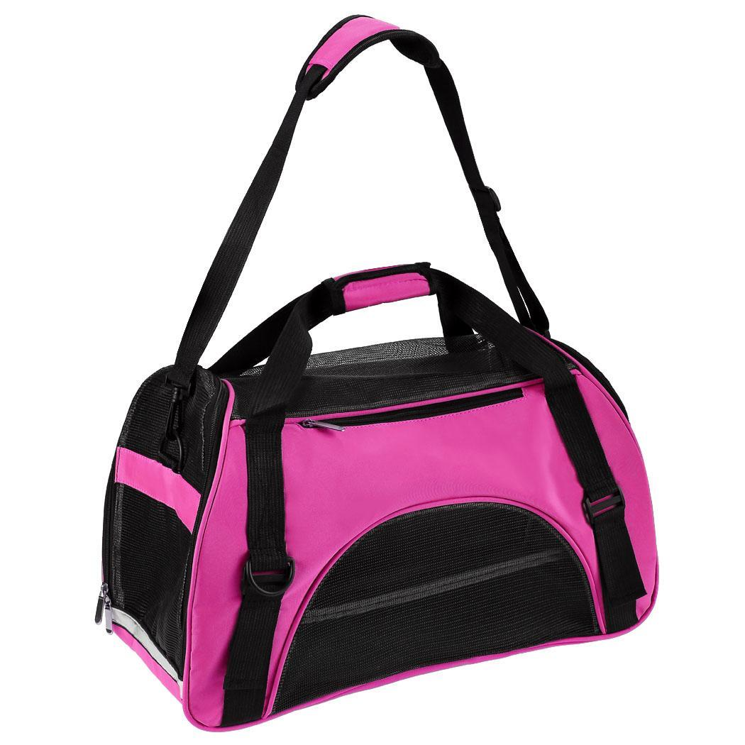 Oxford Airline Approved Pet Cat Puppy Dog Comfort Carrier Travel Tote Bag 0