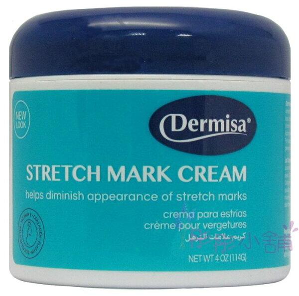 彤彤小舖:【彤彤小舖】美國品牌Dermisa纖體美腹霜StretchMarkCream114g新包裝