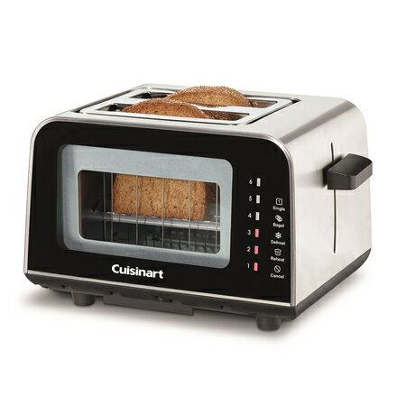 【隔日出貨】CuisinArt美膳雅六段式觸控烤麵包機 (CPT-3000TW)