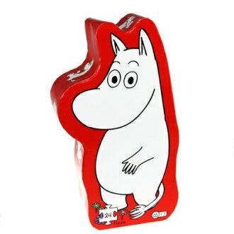 北歐丹麥barbo toys Moomin拼圖-嚕嚕米-24片