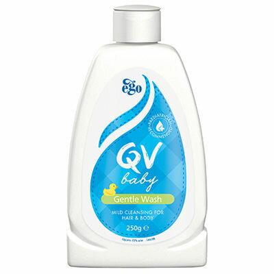 【QV意高】嬰兒呵護潔膚乳 250g - 限時優惠好康折扣